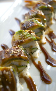 dragon tempura roll 8
